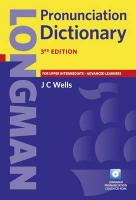 Longman Pronunciation Dictionary