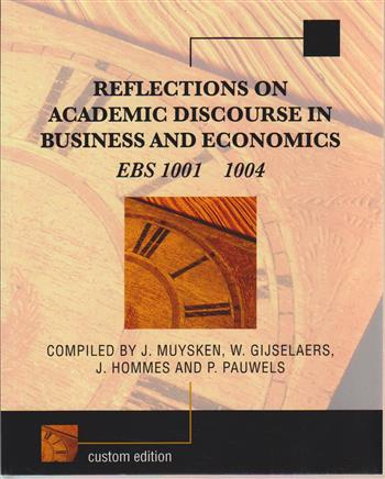 9781408030288-CUSTOM-REFLECTIONS-ON-ACADEMIC-DISCOURSE-IN-BUSINESS--ECON