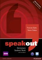 9781408219300-Speakout-Elementary-Students-Book-And-DvdActive-Book-Multi-Rom-Pack