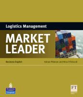 9781408220061-Market-Leader-Esp-Book---Logistics-Management