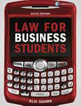 9781408225455-Law-for-Business-Students