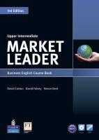 9781408237090-Market-Leader-Upper-Intermediate-Coursebook--Dvd-Rom-Pack