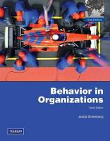 9781408264300-Behavior-in-Organizations