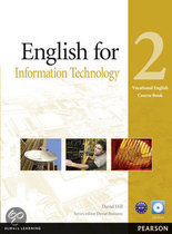 English for IT Level 2 Coursebook and CD-ROM Pack