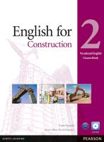 9781408269923-English-For-Construction-Level-2-Coursebook-And-Cd-Rom-Pack