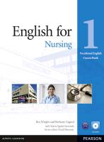 9781408269930-English-for-Nursing-Level-1-Coursebook-and-CD-ROM-Pack