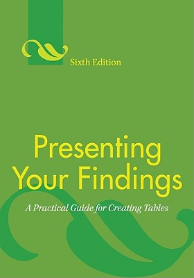 9781433807053-Presenting-Your-Findings