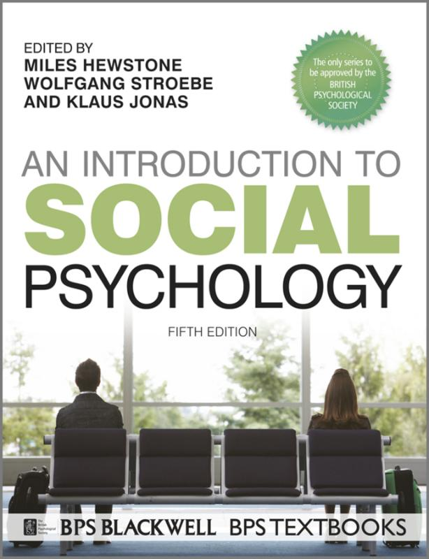 Introduction to Social Psychology 5e
