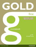 Gold First  Edition Coursebook