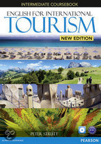 English for International Tourism Intermediate New Edition Coursebook and DVD-ROM Pack