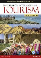 English for International Tourism Pre-intermediate Coursebook and DVD-ROM Pack