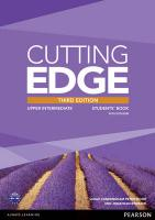 9781447936985-Cutting-Edge-Upper-Intermediate-Students-Book-and-DVD-Pack