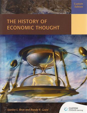 Custom the History of Economic Thought