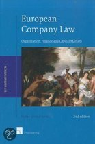 European Company Law: Organization, Finance And Capital Markets (Second Edition)