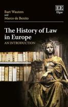 9781786430755-The-History-of-Law-in-Europe