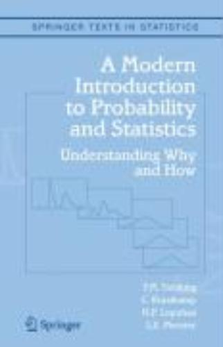 A Modern Introduction To Probability And Statistics