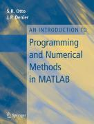 9781852339197-An-Introduction-To-Programming-And-Numerical-Methods-In-Matlab