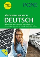 PONS B�rokommunikation Deutsch