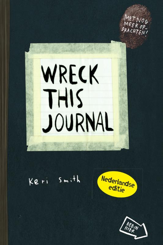 9789000363582-Wreck-this-journal