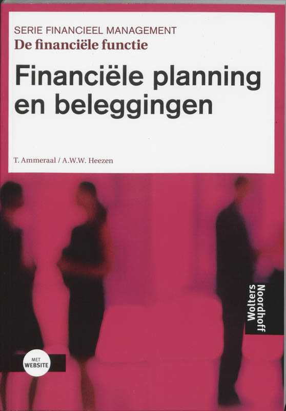 9789001034245-De-financiele-functie-Financiele-planning-en-beleggingen