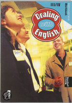 9789001139780-Dealing-with-English-Administratie-niveau-IIIIV-deel-Werkboek-1-druk-2