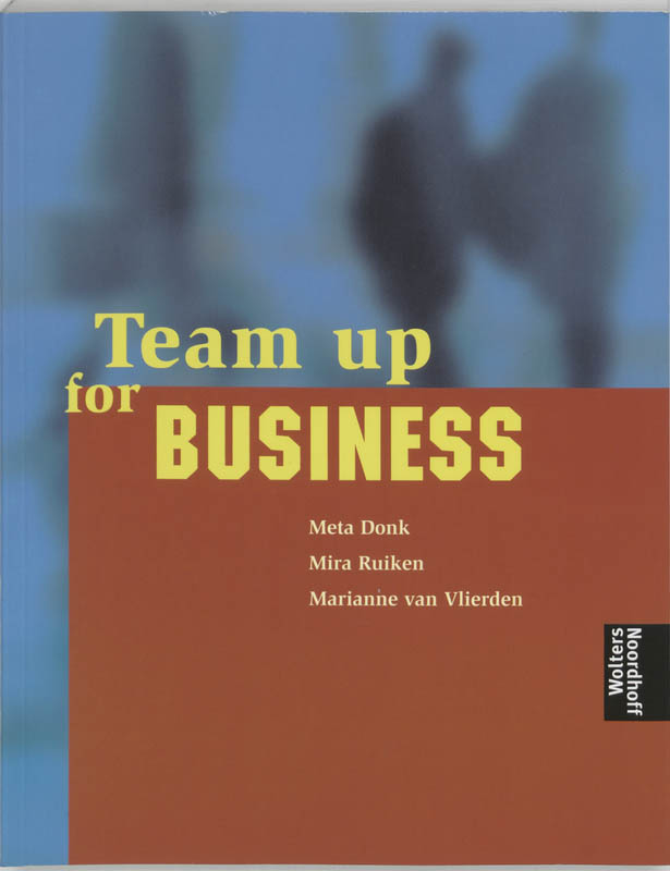 9789001245016-Team-up-for-business-Leerlingenboek-druk-1
