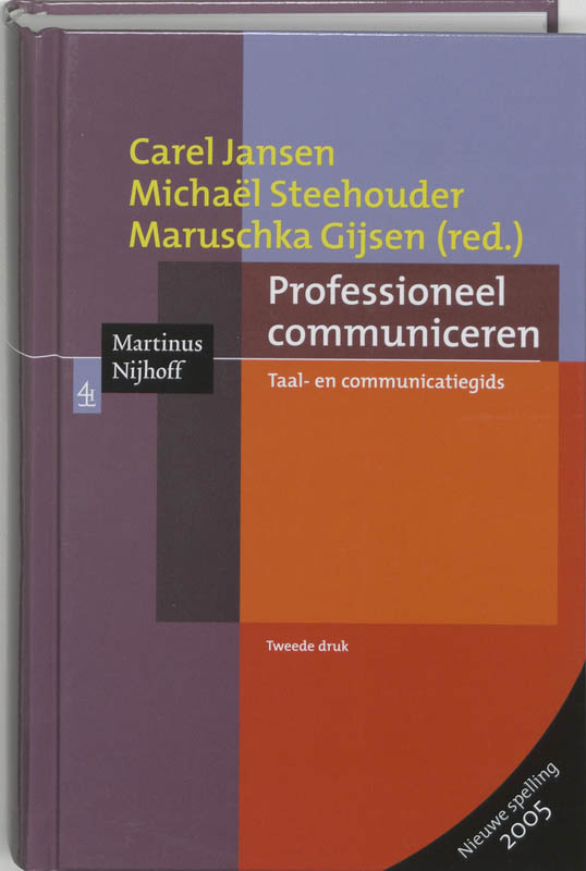 9789001600105-Professioneel-communiceren-druk-2