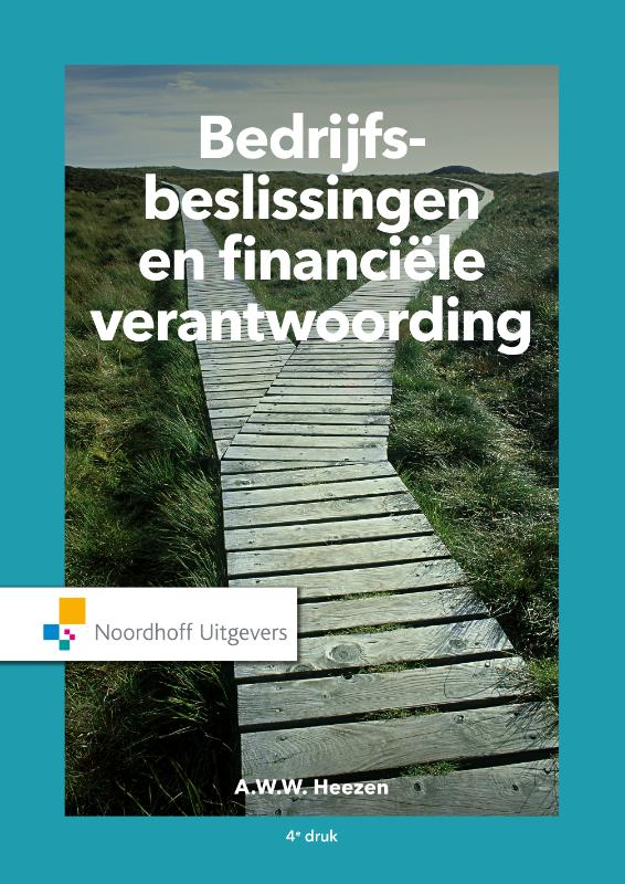 Management accounting voor non financials