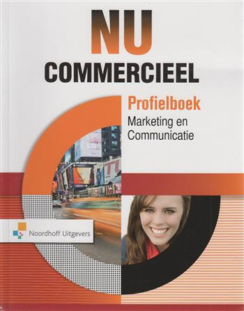 NU Commercieel profielboek marketing & communicatie + 3-jaarslicentie online