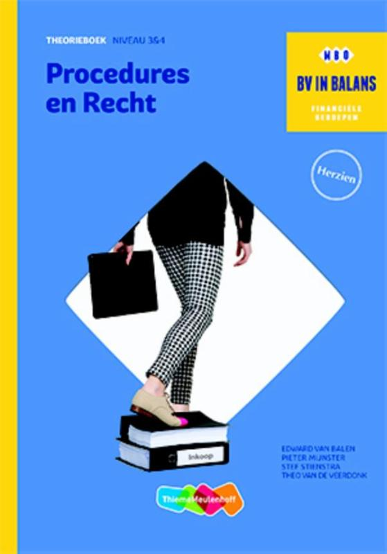 9789006370836-Bv-in-balans-Procedures-en-recht-Theorieboek