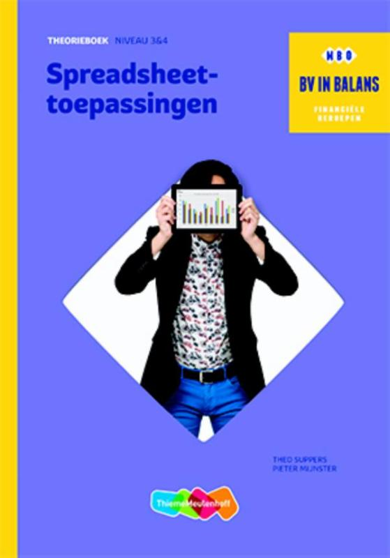 9789006631593-BV-in-balans-Spreadsheet-toepassingen-Basisboek