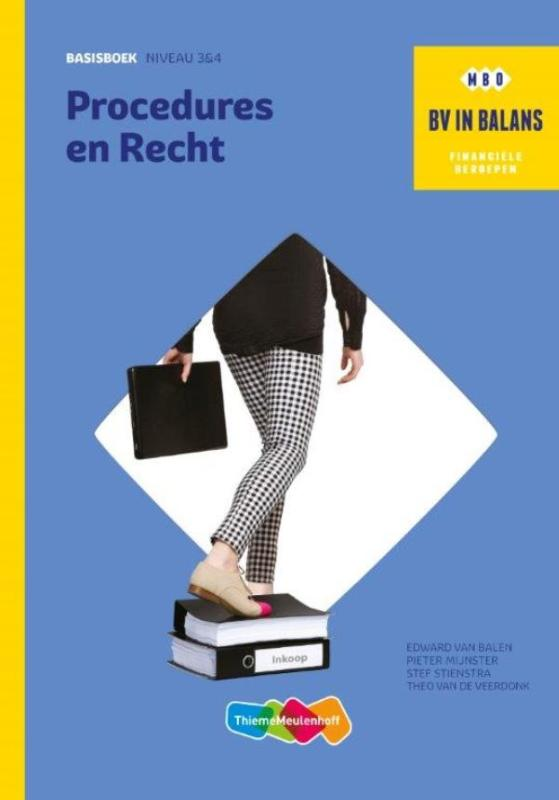 9789006640878-BV-in-Balans-Procedures-en-Recht-Basisboek