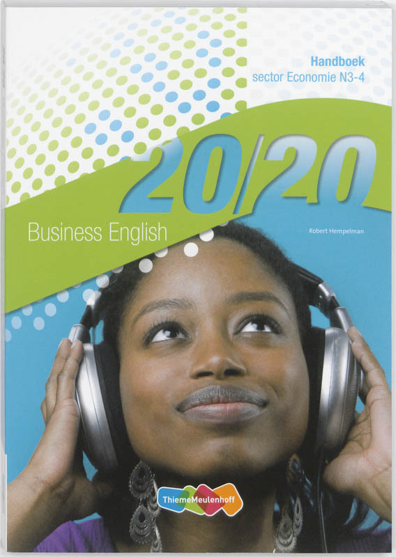 9789006814507-2020-Business-English-Handboek-N3-4-deel-sector-Economie