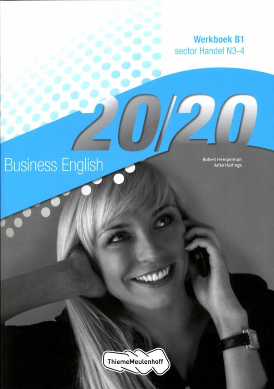 9789006814606-Business-English--Sector-handel-N3-4-2020-deel-Werkboek-B1