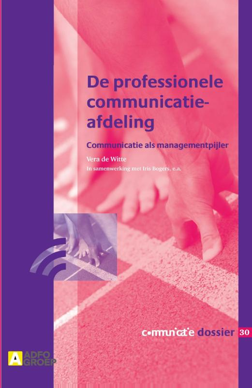 9789013059588-De-professionele-communicatieafdeling-druk-1