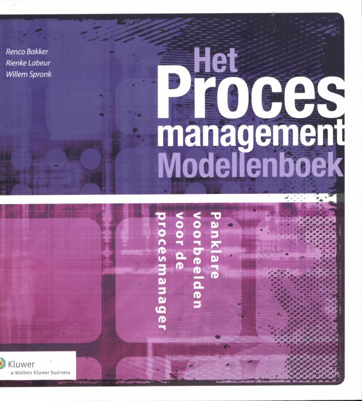 Procesmanagement Modellenboek