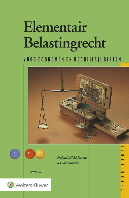 9789013136005-Elementair-Belastingrecht-theorieboek-20162017