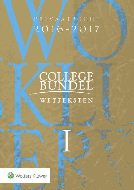 9789013136241-Kluwer-Collegebundel-2016-2017