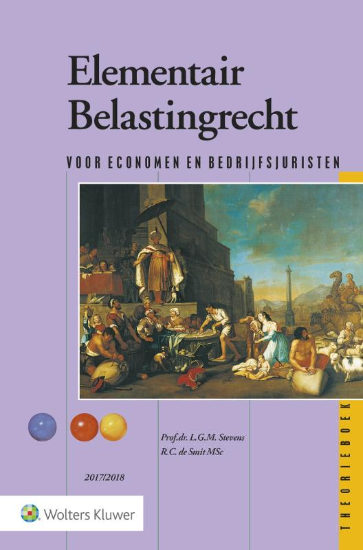 9789013143881-Elementair-Belastingrecht-20172018