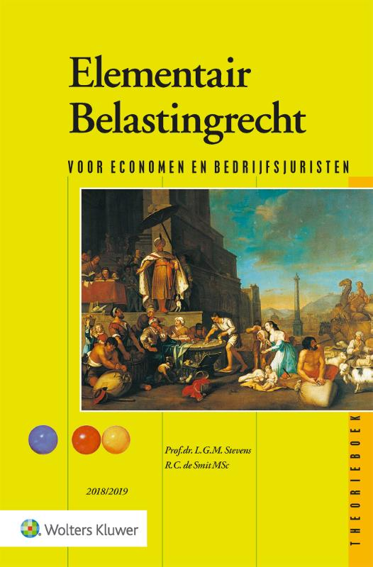 9789013149173-Elementair-Belastingrecht-theorieboek-20182019