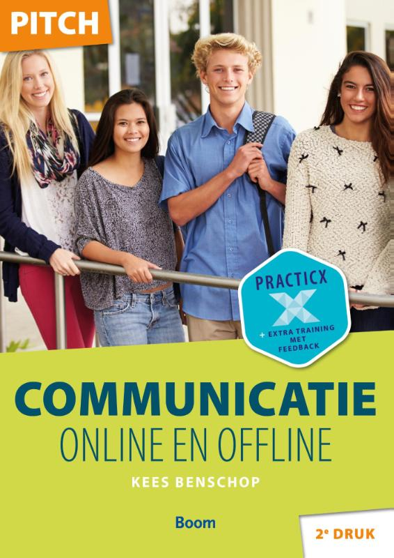 Pitch Communicatie, Online en offline
