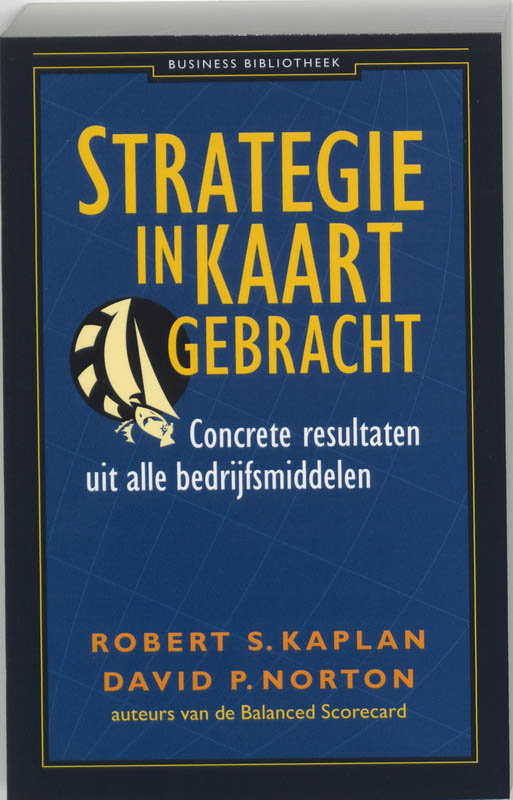 9789025418281-Business-bibliotheek---Strategie-in-kaart-gebracht