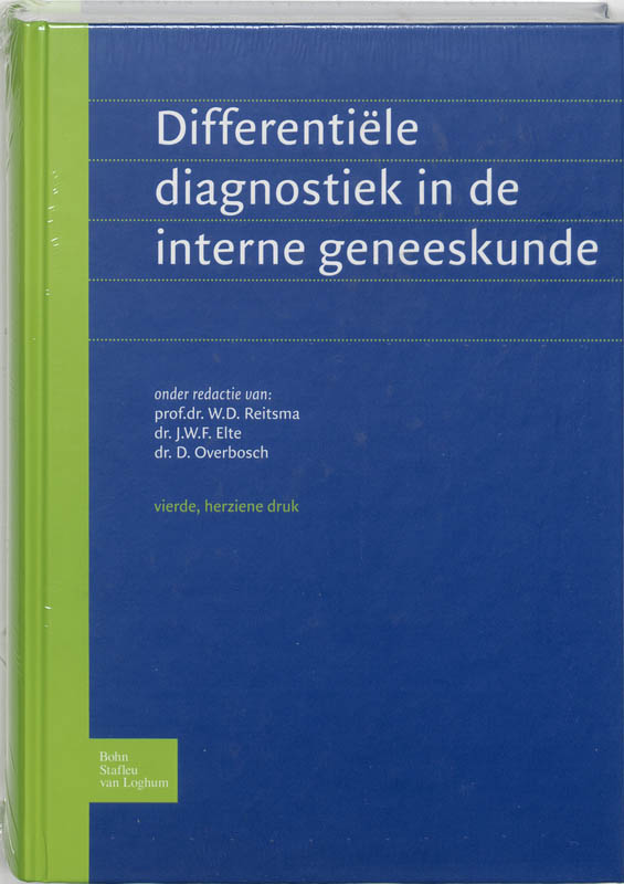 Differentiele diagnostiek in de interne geneeskunde