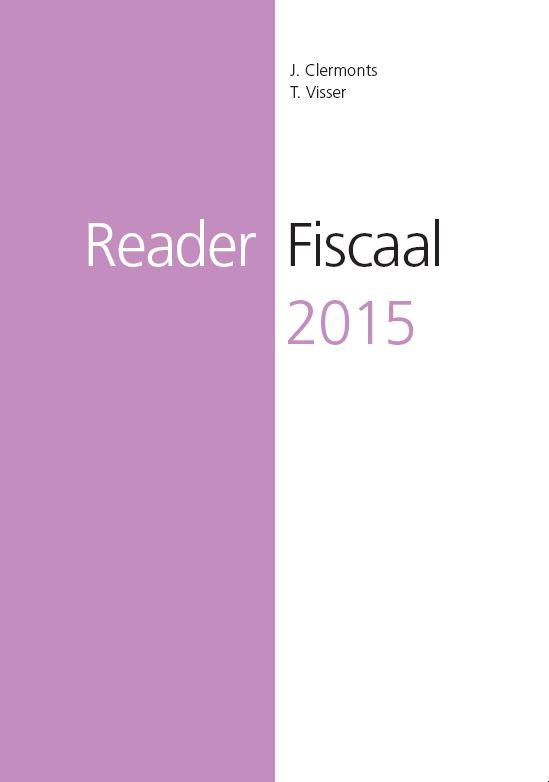 9789037227574-Reader-fiscaal-2015