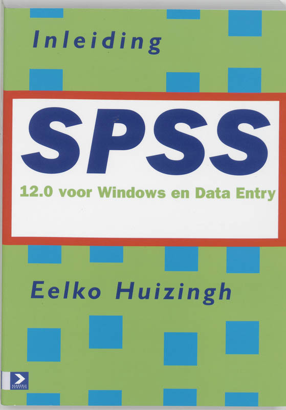 9789039522851-Inleiding-SPSS-12.0-voor-Windows-en-Data-Entry