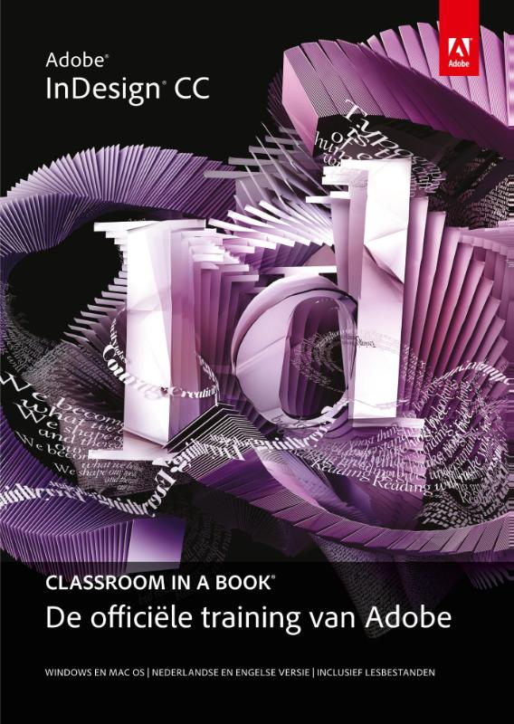 9789043030311-Adobe-indesign-CC-classroom-in-a-book