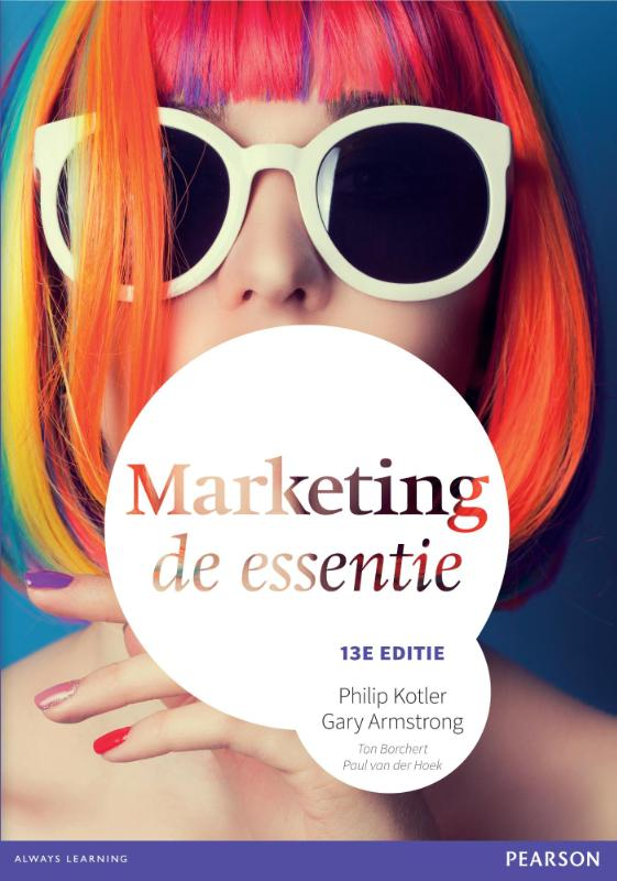 Marketing, de essentie met MyLab NL