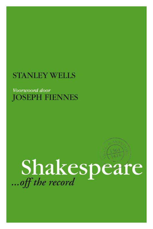 9789045311739-Shakespeare-off-the-record