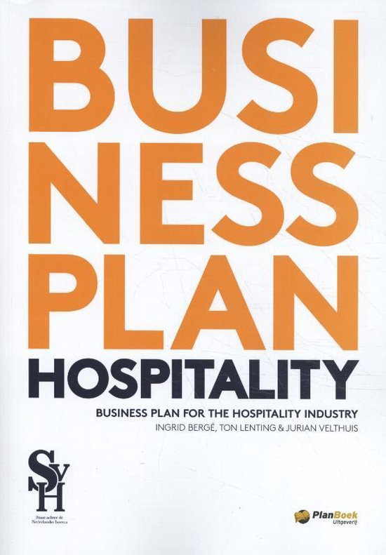 9789052112824-Business-plan-for-the-hospitality-industry