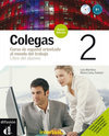 Colegas nueva edicion 2 tekstboek + audio-cd (1x)